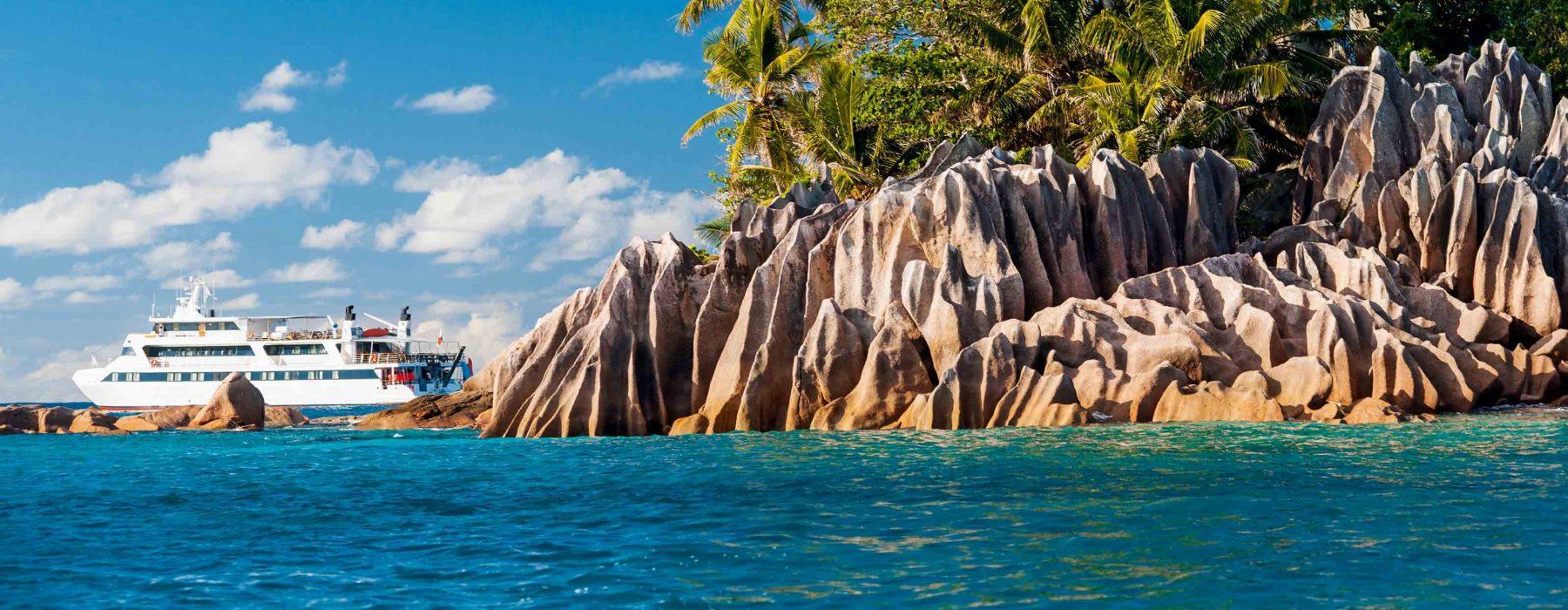 Cruzeiro nas Seychelles