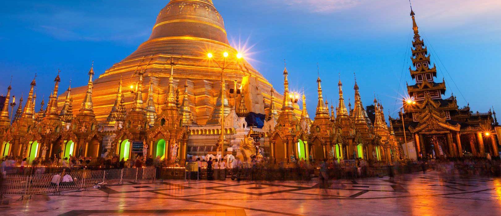 Myanmar – De fascínio e de História